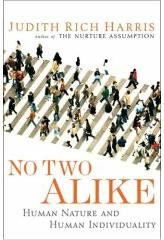 No Two Alike cover