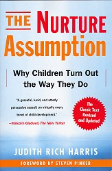 The Nurture Assumption 2nd edition